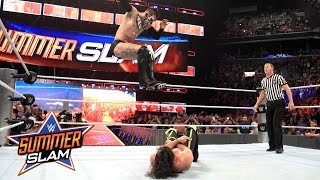 Finn Bálor vs. Seth Rollins - WWE Universal Title Match: SummerSlam 2016, only on WWE Network