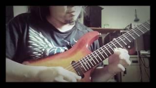 Practice licks on Chords Dm G by Cao Minh Đức