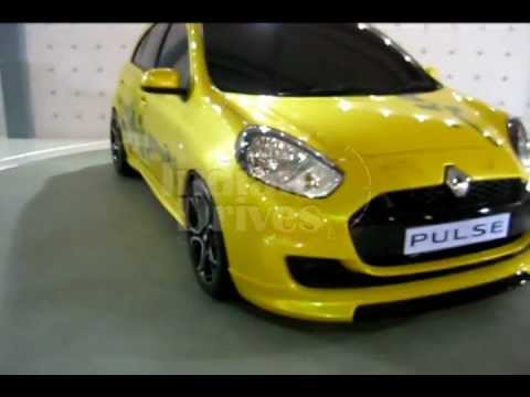 Renault Pulse First Look | Walkaround Video
