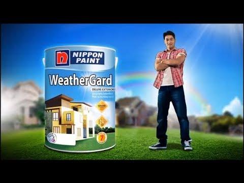 Sơn Nippon Weatherguard Bảo vệ ngôi nhà bạn trước mọi điều kiện thời tiết