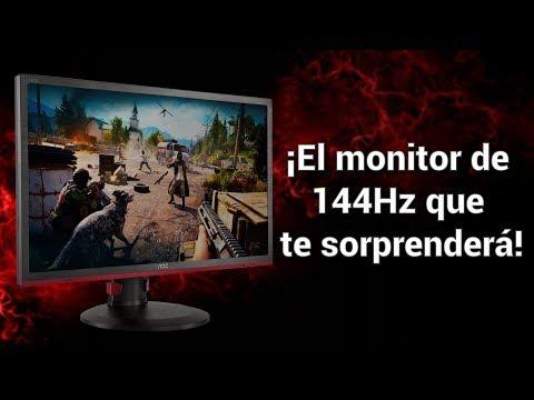 AOC G2460PQU, ¡El monitor de 144Hz que te sorprenderá!