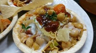Aloo Cholay chana chat | bazaar Jaisi street style | iftari Ramazan recipe ideas by zaika dilli 6
