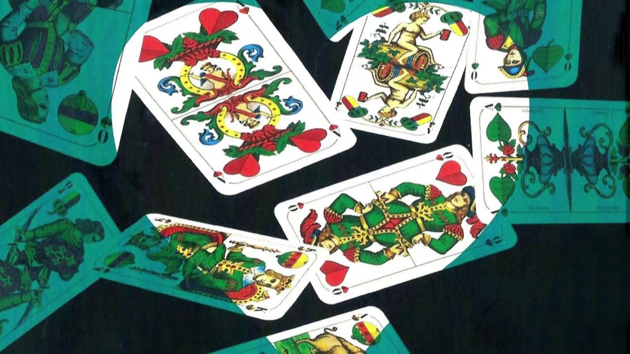 Bayrisches Kartenspiel