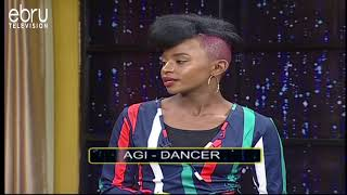 One on One With Talk of Town, Aggie The Dance Queen on Chipukeezy Show