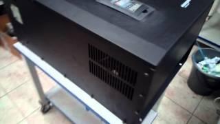 ремонт инвертора частоты 75 кВт(Отремонтированный преобразователь частоты 75 кВт, данный прибор отработал более 4-х лет на компрессоре...., 2015-10-16T09:08:52.000Z)