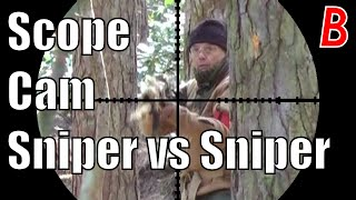 Airsoft Sniper Scope Cam - Sniper Vs Sniper Action