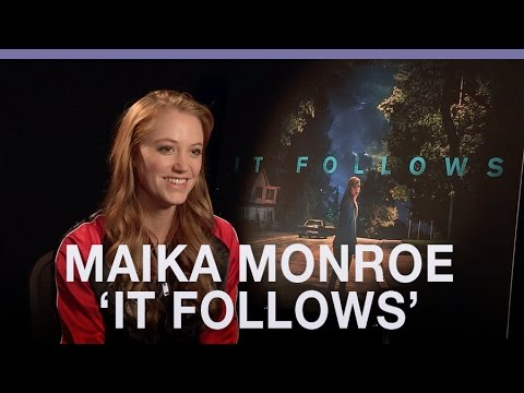 Maika Monroe: Meet Hollywood's new Scream Queen