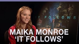 Maika Monroe: Meet Hollywood's new Scream Queen