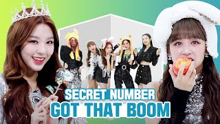 SECRET NUMBER - Got That Boom | PROP ROOM DANCE | 세로소품실