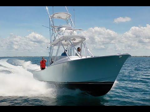 Florida Sportsman Project Dreamboat -  Mini Grander Dreams, Classic 33' L&H