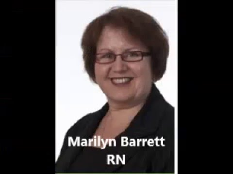 Marilyn Barrett ARNPEI Outstanding Achievement Award 2016