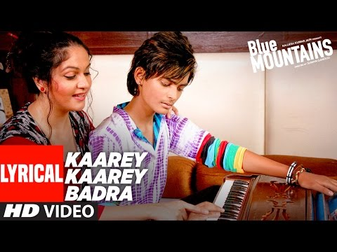 Kaare Kaare Badra  Lyrical Video Song | Blue...