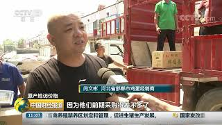 [中国财经报道]原产地访价格 食品厂双节供应采购进入尾声 鸡蛋再涨乏力  CCTV财经