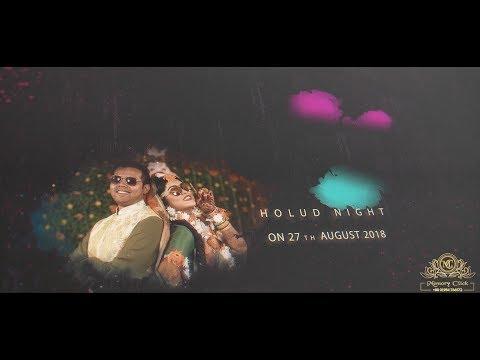 Wedding Cinematography By Memory Click ~ Shujan & Saony ~ Holud Night-Trailer
