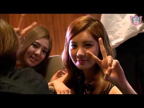 SNSD Making of DIVINE Music Video