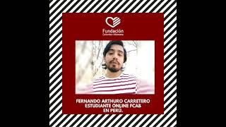 Testimonio Fernando Carretero