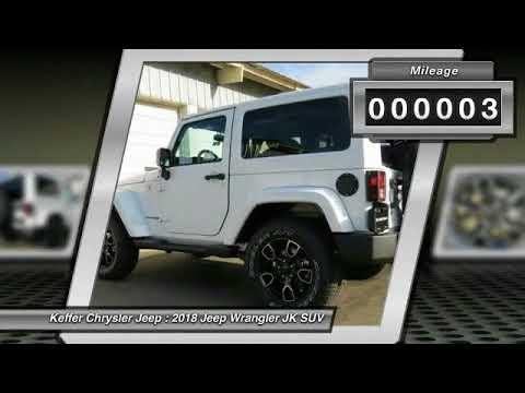 2018 Jeep Wrangler Jk Charlotte Nc J186099 Youtube
