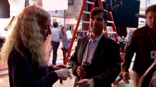 Bored To Death Season 3: Invitation To The Set (HBO)