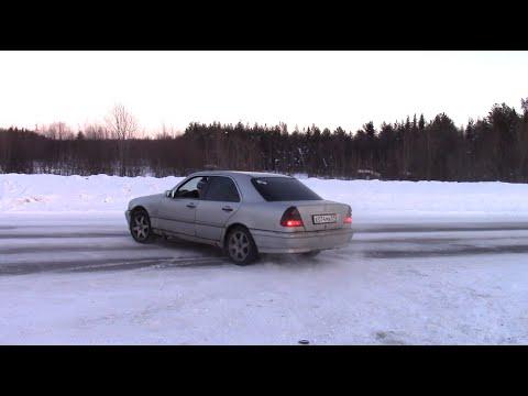 Mercedes W202 за 100.000 рублей. Что мы имеем.