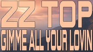 ZZ Top - Gimme All Your Lovin (Instrumental Cover)
