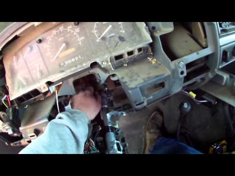 Ford F-250 shift tube replacement 1994
