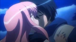 【Zero no Tsukaima】 All (or almost) kissing scenes (720p)