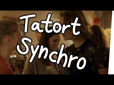 Tatort Synchro - Pizza Tatort