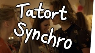 Tatort Synchro – Pizza Tatort