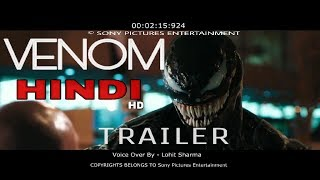 VENOM - Official TRAILER | Hindi Dubbing Cover