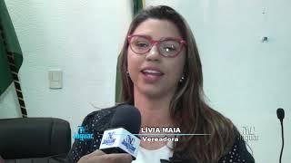 Lívia maia vereadora de Limoeiro do Norte