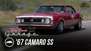 homepage tile video photo for Edelbrock Research And Testing Camaros - Jay Leno's Garage