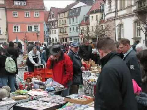 konkurrenzfähiger Preis Treffen am besten verkaufen Marktagentur Schneider Trödelmarkt Flohmarkt Impressionen.flv