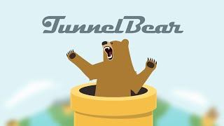 TunnelBear: Virtual Private Network & Security screenshot 1