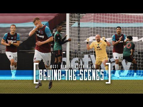BEHIND THE SCENES | WEST HAM UNITED 1-1 ASTON VILLA