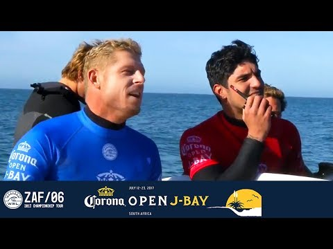 Day 5 Post Show - Another Incredible Day at the Corona Open J-Bay 2017