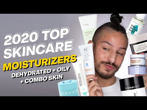 The BEST Skincare Of 2020: Moisturizers