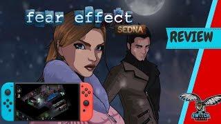 Fear Effect Sedna Nintendo Switch Review