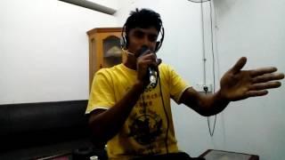 karaoke Jibonar nam jodi rakha hay full