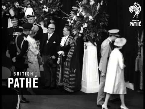 Belgian State Visit (1963)