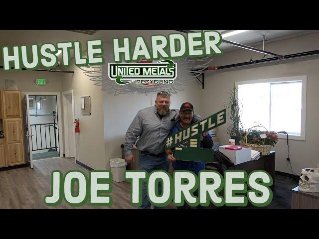 Hustle Harder: Joe Torres
