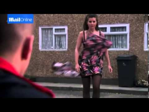 Remember this  Imogen Thomas makes a cameo in Shameless