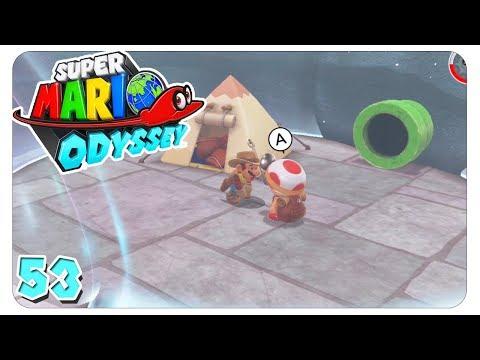Ich bin so unfähig T___T #53 Super Mario Odyssey [deutsch] - Gameplay Let's Play