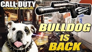 Advanced Warfare - Bulldog Shotgun Is Back - Multiplayer Weapons (call Of Duty)