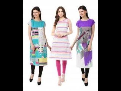 New Anarkali Kurtis / Kurta Latest design Collection
