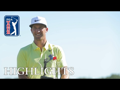 Highlights | Final Round | Valero Texas Open