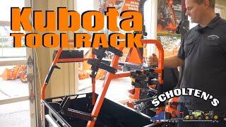 the new kubota bigtoolrack