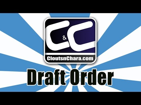 C&C #1986 Draft Order