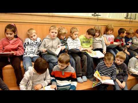 Skola Jitrni - Beseda s Hankou Jelinkovou - video