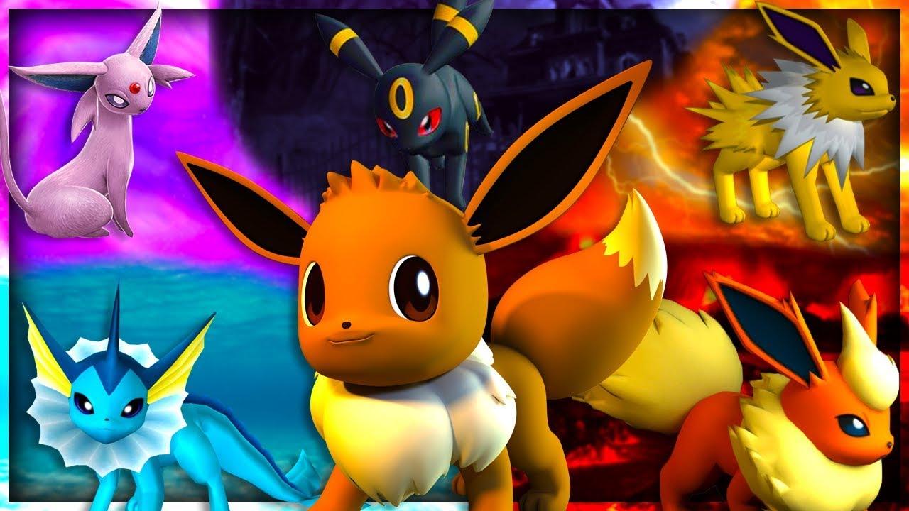 Pokemon Go Evoli Evolution