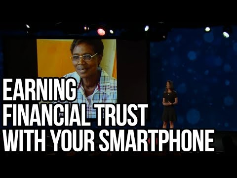 Earning Financial Trust With Your Smartphone | Shivani Siroya